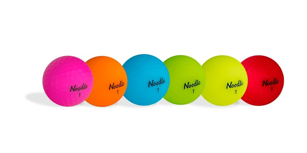 noodle neon golfbold