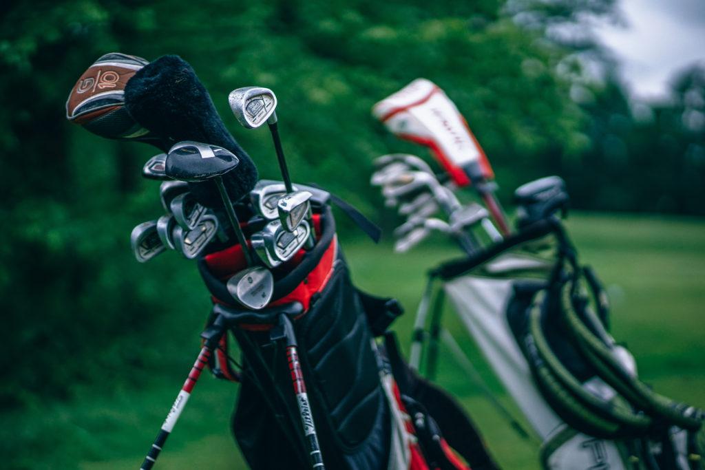 golfudstyr til golfophold